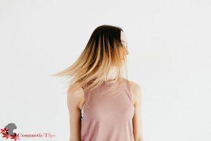 درخشان و براق شدن مو