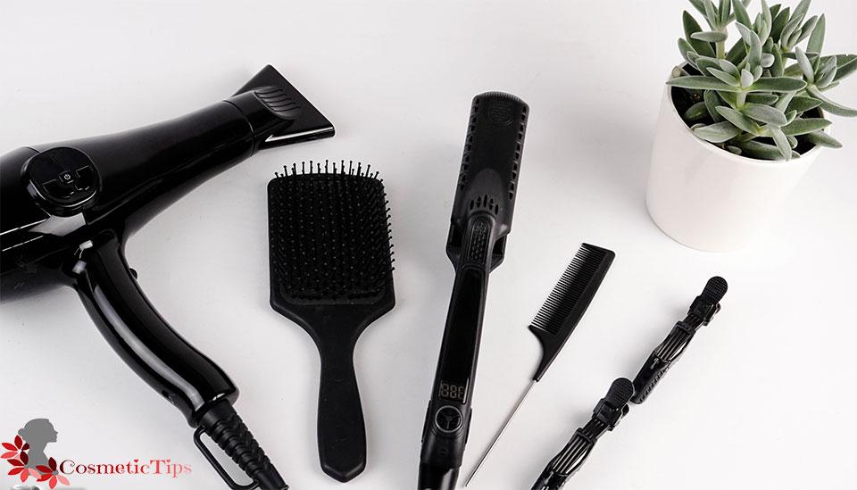 برای صاف کردن موهایمان به چه ابزاری نیازمندیم