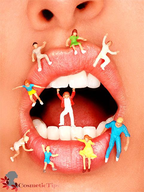 روش های خانگی سفید کردن دندان ها