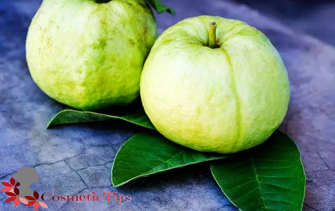 برگ میوه گواوا برای سفیدی دندان ها