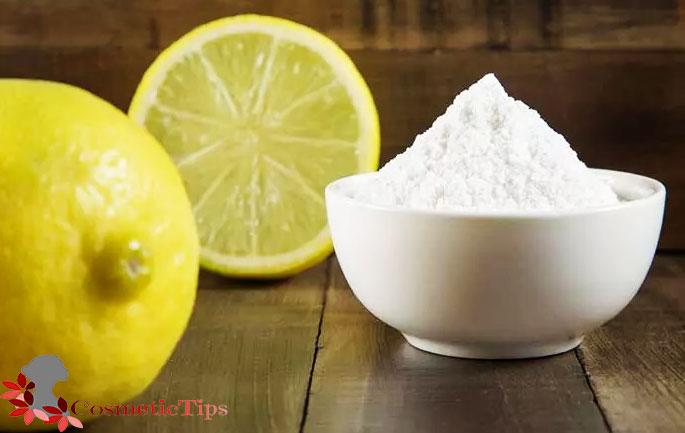 جوش شیرین و آبلیمو برای سفید کردن خانگی دندان ها