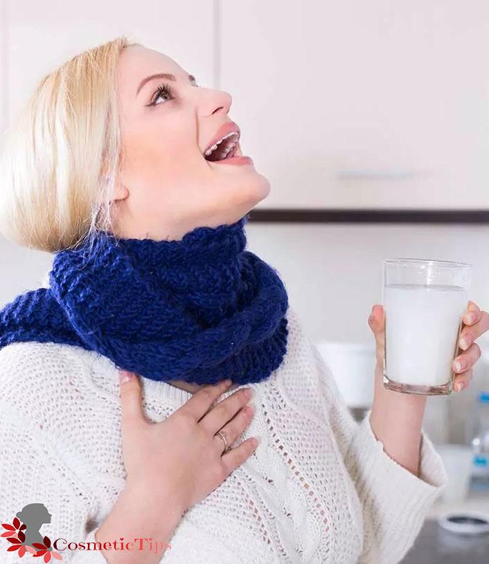 هیدروژن پراکسید و دهان شویه برای سفید کردن خانگی دندان ها