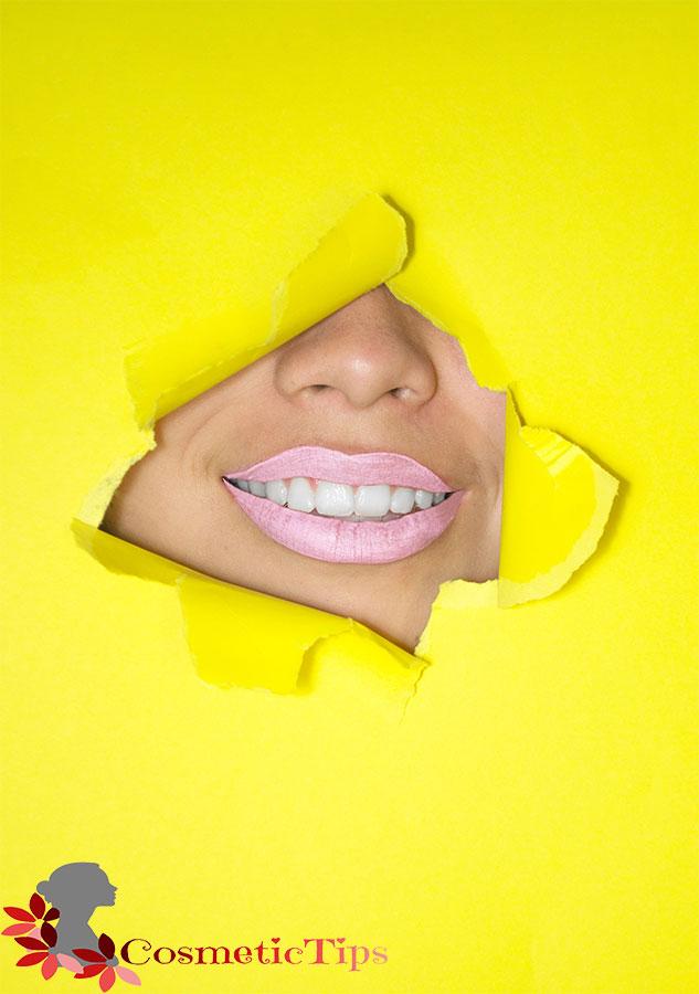 برای سفیدی خانگی دندان